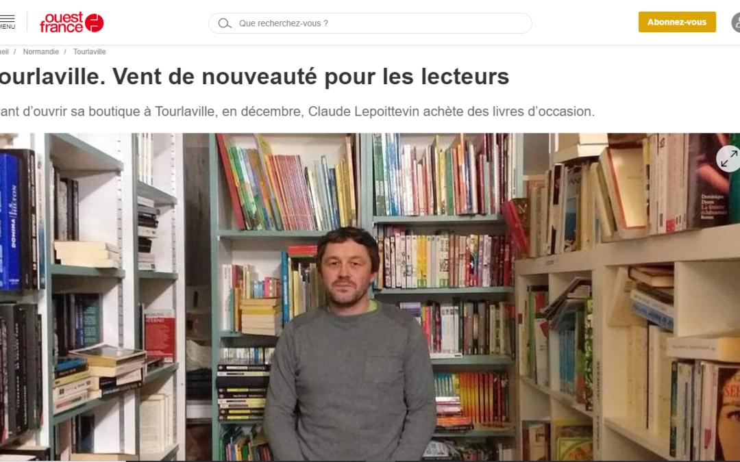 Ouest France le 28/11/2019