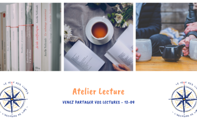 Atelier Lecture Le 12/09/2020 à 15h