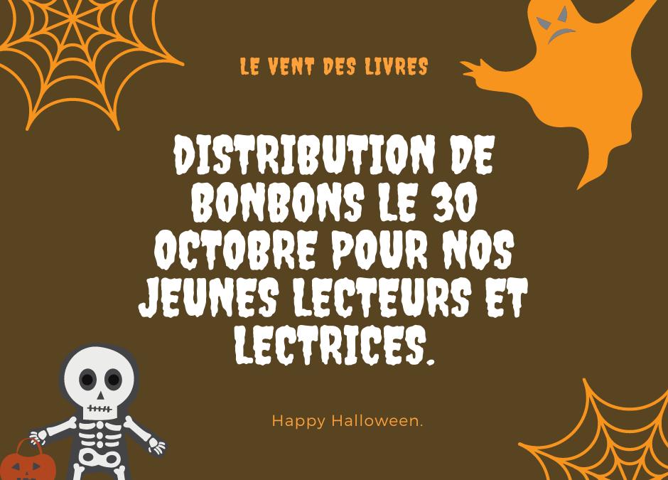 Fêtons Halloween
