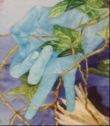 Exposition de peinture par Sonja Béets du 1er au 31 décembre.