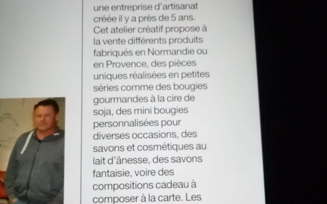 La Presse de la Manche le 06/12/2020