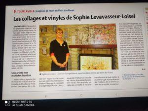 Exposition Sophie Loisel-Levavasseur