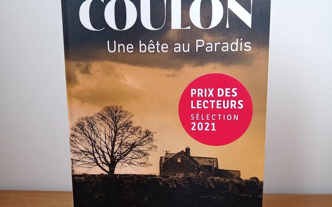 Une bête au Paradis de Cécile Coulon