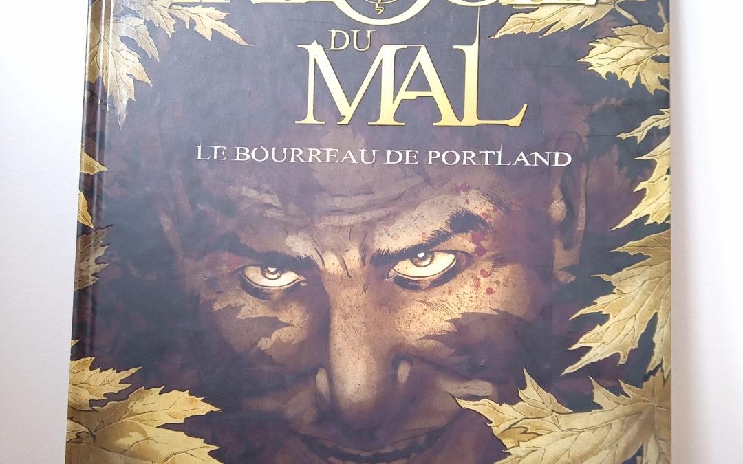 La trilogie du mal , le bourreau de Portland, par Michel Montheillet, adapté de Maxime Chattam