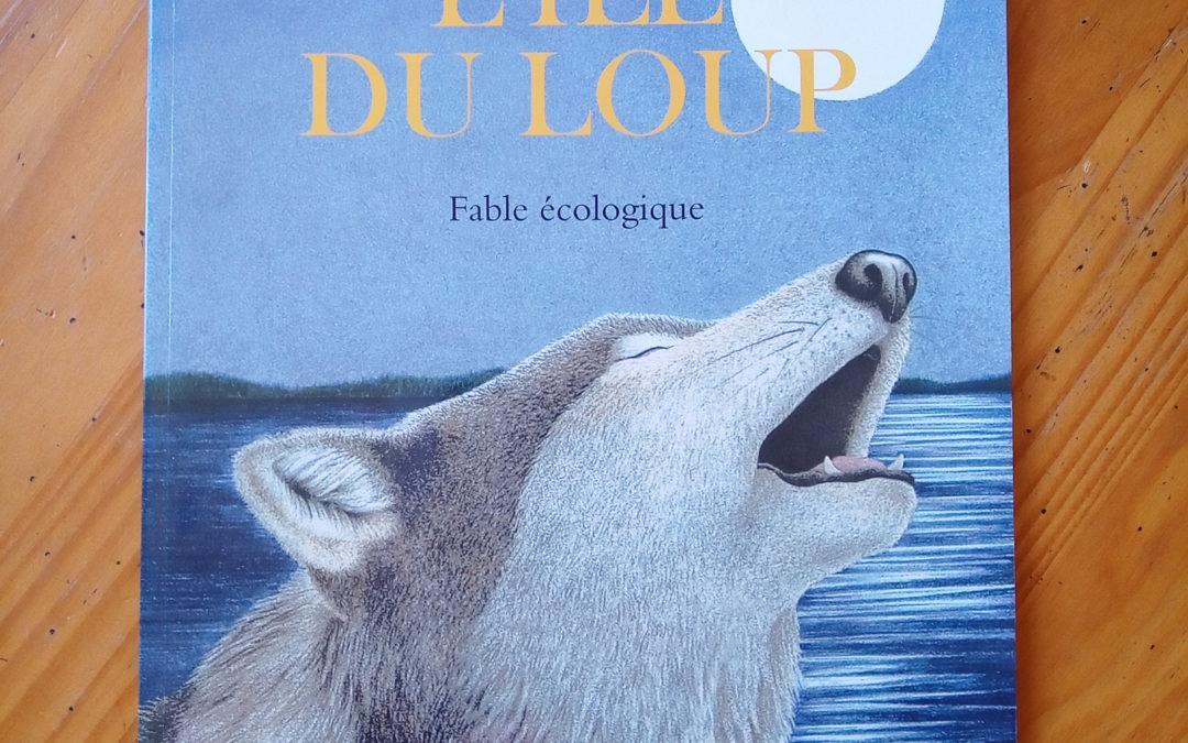 L'île du loup, par Celia Godkin