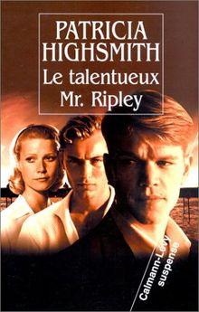 Le talentueux Mr Ripley de Patricia Highsmith