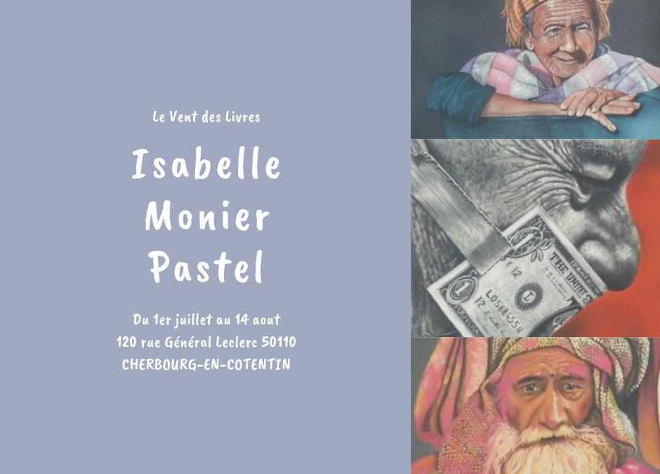 Exposition pastel de Isabelle Monier