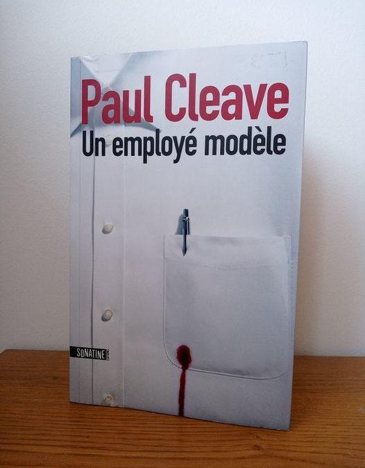 Un employé modèle, par Paul Cleave